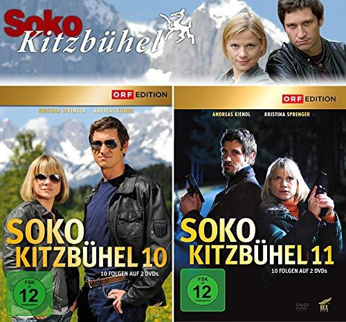 Box 10+11 (4 DVDs)