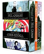 Neil Gaiman & Chris Riddell Box