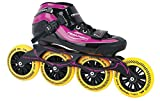 GT 500 110 Ladies Inline Skates Speed noir / rose taille 39