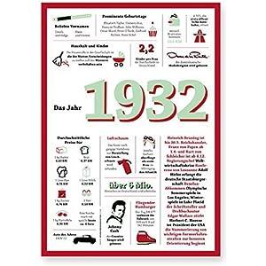 Tolle Geschenkidee: Jahreschronik 1932