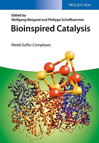 Descargar Ebooks Torrent Bioinspired Catalysis: Metal-Sulfur Complexes Epub Gratis
