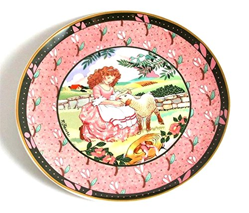 Heinrich Villeroy & Boch once upon a Rhyme collezione Mary Had a Little Lamb CP3