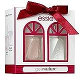 Essie Gel Couture langanhaltender Nagellack Xmas Set 1, fairy tailor und top coat
