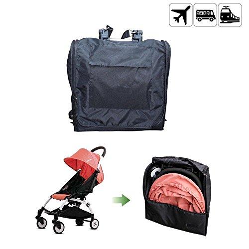 Sac de voyage Poussette Poussette étanche Housse de siège auto pour bébé  pour avion de sécurité sièges de poussière Portable Air Sacs enfant  Storager Coque ... b638f53a3a8