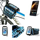 Fahrrad Rahmentasche für Allview P9 Energy Lite,