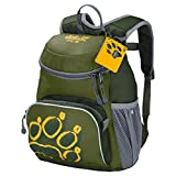 Jack Wolfskin Little Joe Tagesrucksack Kinder Rucksack, Cypress Green, ONE Size