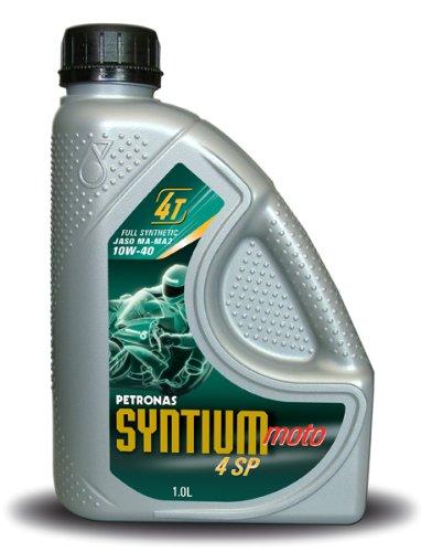 Petronas Syntium 4 SP 4 temps HUILE 10w40 1 litre