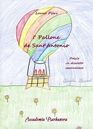 I'pallone di sant'Antonio. Poesie in dialetto vasanellese