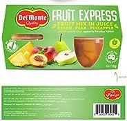 Del Monte Fruit Mix In Juice, 4 x 113 gm