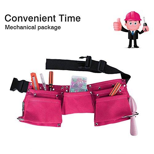 Himm Kinder Werkzeug Gürtel, Konstruktion Werkzeug Gürtel, Kind Werkzeug Schürze, Candy Tasche für Jugend Dress Up und ()
