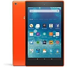 Fire HD 8 Tablet, 8'' HD Display, Wi-Fi, 8 GB (Magenta) - Includes Special Offers