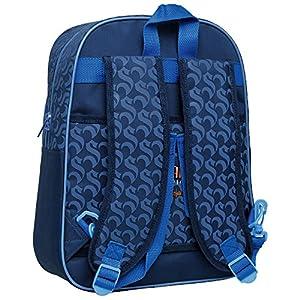 51kiR4AIKpL. SS300  - Desafio Champions Mochila, 36 cm, Azul