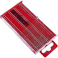 Am-Tech 20 Stück Hss Micro Drill bits, 0,3-1,6 mm, F0930