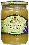 Les Comtes de Provence Miel de Lavande Crémeux Bio 330 g - Lot de 3