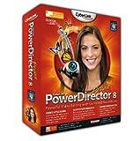 Cyberlink PowerDirector 8 Deluxe