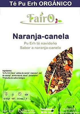 Fairo - Pu erh thé de Noël BIO - 250 gr