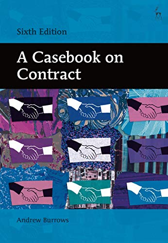 A Casebook on Contract (English Edition)