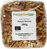 Buy Whole Foods Organic Pecan Nut Halves 500 g