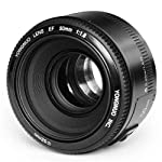 Yongnuo_ EF YN 50mm F/1.8 1:1.8 Standard Prime Lens for Canon Rebel Digital Camera Works Well With 5D, 7D, 60D, 70D, T3...