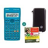 Casio FX-82SX Plus + Schutztasche + Lern-CD (auf Deutsch)