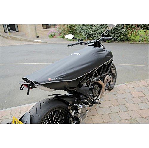 Ducati Diavel Moto, per viaggio (Nero/Argento) (Nero/Argento)