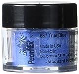 Jacquard Pearl EX gepudert Pigmente 3grams-metallics–Antik Bronze true blue