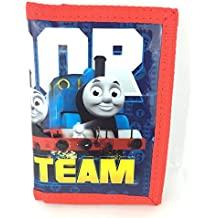 THOMAS THE TANK ENGINE VELOCITY STEAM TEAM TRIFOLD MONEY CHANGE NOTES WALLET NEW