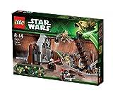 LEGO Star Wars - Yoda vs. Count Dooku, juego de construcción (75017)