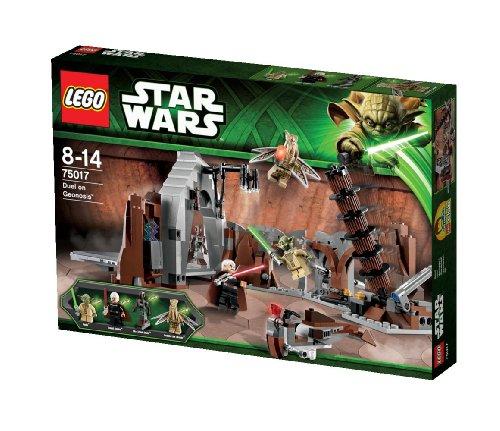 LEGO Star Wars - 75017 - Jeu de Construction - Duel sur Geonosis