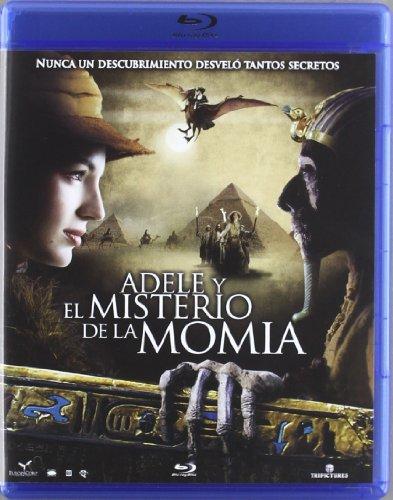 Adele y El Misterio de la Momia [Blu-ray] 51kiYipJJ6L