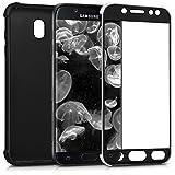 kwmobile Samsung Galaxy J7 (2017) DUOS Handyhülle - Hülle für Samsung Galaxy J7 (2017) DUOS Handy Case Cover Silikon Schutzhülle