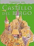 Construye este castillo del mago (Construcciones Recortables)