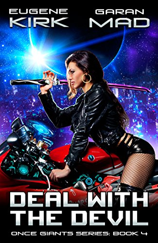 Deal with the Devil (Once Giants Book 4) (English Edition)