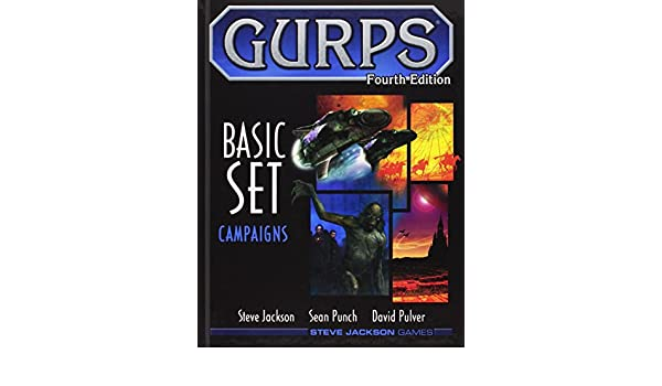 Buy Gurps Campaigns: Generic Universal Role Playing System