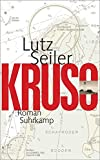 Front cover for the book Kruso: Roman by Lutz Seiler
