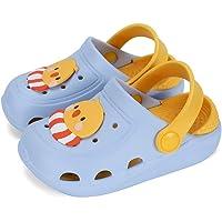 MK MATT KEELY Kids Garden Clogs Cute Summer Slip-On Mules Sandals for Boys Girls Indoor Outdoor Beach Walking Slippers