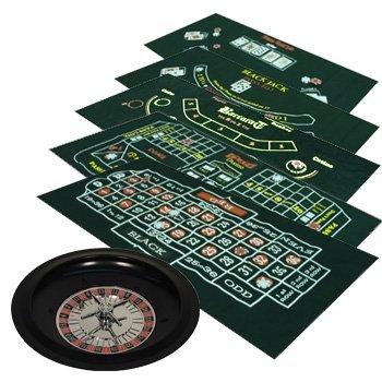 CQ Poker Ensemble Casino 6-en-1