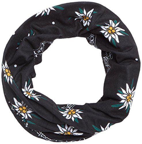 HAD Head Accessoires Original, Edelweiss Black Om, One size, HA110-0273