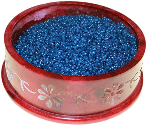 Lulu Granules parfumées 200 g Sac (Bleu). Contient : 200 g de granules parfumées parfumée. Un cadeau parfait - Idéal pour les anniversaires, Noël...