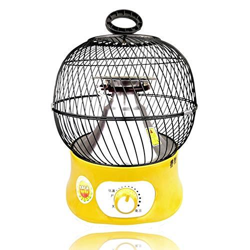 Radiador eléctrico MAHZONG Calentador pequeño, termostato Continuo, Color de la Oficina en...