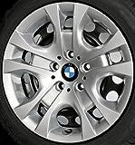 Original BMW Radblende Radzierblende Radkappe für den BMW X1 E84 - Satz (4 Stück)