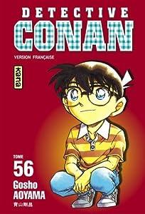 Détective Conan Edition simple Tome 56
