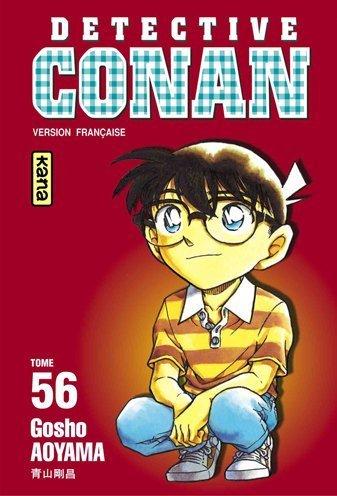 Détective Conan Vol.56 par AOYAMA Goshô / AOYAMA Gosho