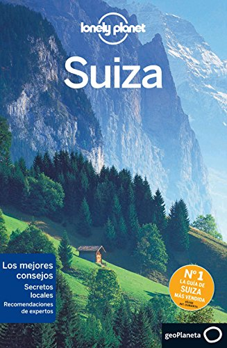 Guía Suiza 2 Lonely Planet