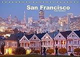 San Francisco (Tischkalender 2019 DIN A5 quer): Die schönste Stadt Nordamerikas in einem Kalender von Peter Schickert (Monatskalender, 14 Seiten ) (CALVENDO Orte) - Peter Schickert