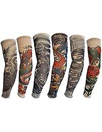 Amazon Fr Tatouage Vetements