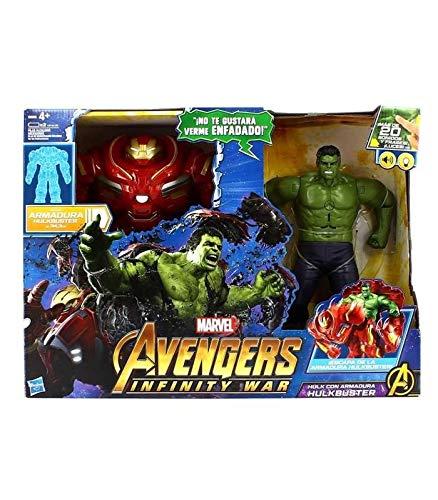 Marvel Avengers Hulk out Hulkbuster (Hasbro E0568105)