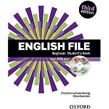 English File Beginner Student's Book (1DVD)