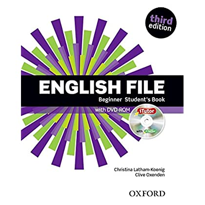 English File Beginner Student's Book (1DVD)