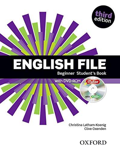 English file. Student book-iTutor-iChecker. Con espansine online. Per le Scuole superiori